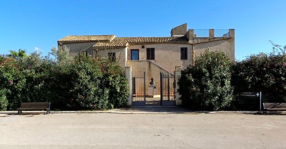 La casa natale di Luigi Pirandello ad Agrigento