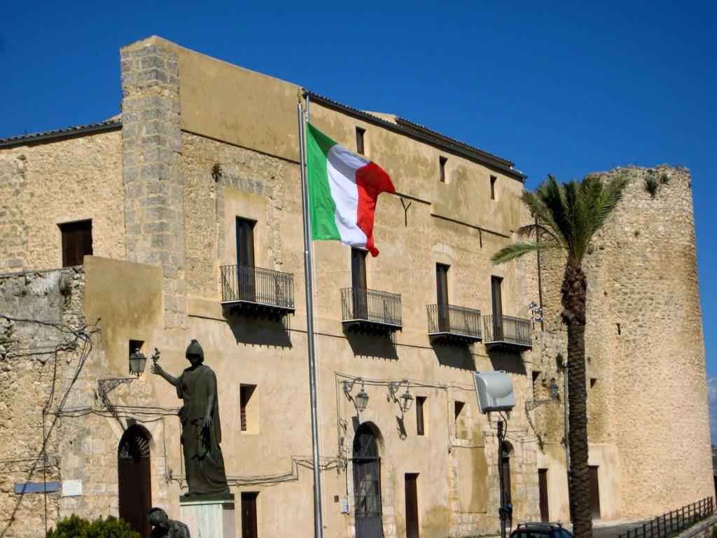 Il Castello Chiaramontano a Racalmuto