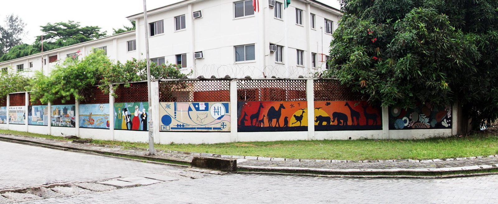 Scuola Italiana di Lagos - esterno
