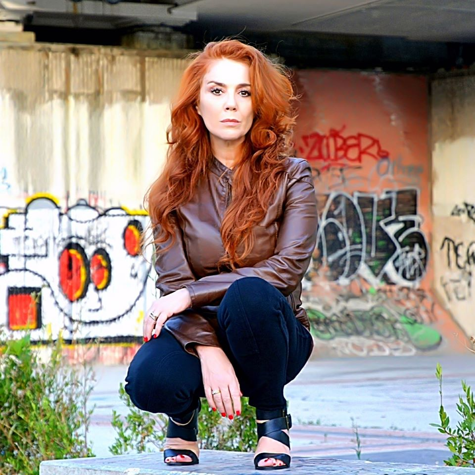 Una delle foto profilo della fan page di Laura Allegrini